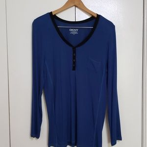 DKNY WOMENS SHIRT  NEW WITH TAG
